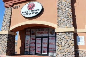 ABZ Auto Care - Auto Repair Shop Las Vegas