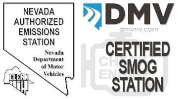 dmv certified smog station
